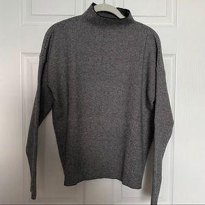 Cynthia Rowley Mockneck Sweater - L
